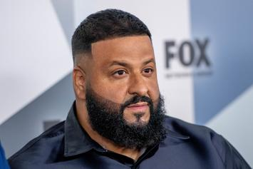 """DJ Khaled Sued By Model From """"I'm The One"""" Video For Allegedly Not Paying Her"""