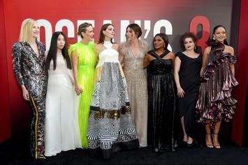 """Ocean's 8"" Offically Earns Franchise-Best Debut of $41.5 Million"