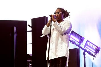 "Future Performs ""Nowhere"" On Jimmy Kimmel Live!"