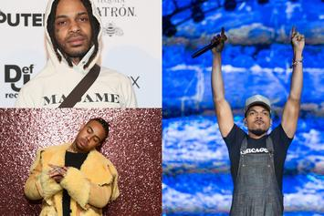 Chance The Rapper, Vic Mensa & Valee Set For Collaboration