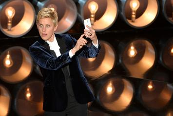 Ellen DeGeneres To Go On First Stand-Up Comedy Tour In 15 Years