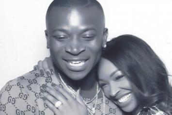 Malika Haqq & O.T. Genasis Are Mad Cute In These Candid Photos
