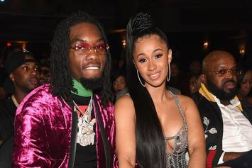 Cardi B & Offset Cover Rolling Stone Magazine