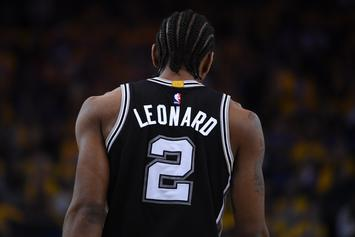 Phoenix Suns Considering Trading No.1 Pick For Kawhi Leonard: Report