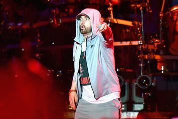Eminem Uses Controversial Sound Effect Mistaken For Gunfire Again At Firefly Festival