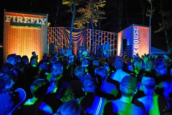Woman Found Dead At Firefly Festival