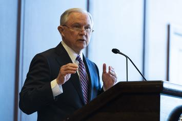 Jeff Sessions Says Immigration Laws & Border Wall Will End Family Separation