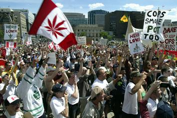 Canada Passes Bill To Legalize Recreational Marijuana Use