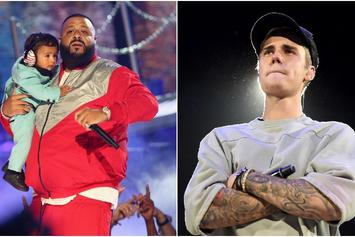 "DJ Khaled Teases ""Another One"" With Justin Bieber"
