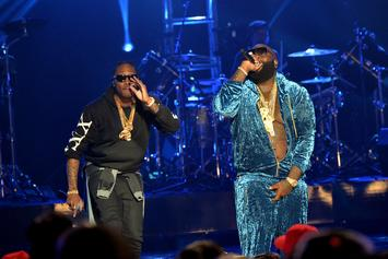 "Rick Ross & Future's ""Green Gucci Suit"" Is Finally Dropping"
