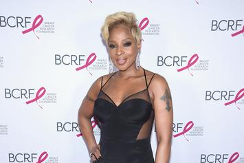 "Mary J. Blige To Star In ""Body Cam"" About Cops Haunted By Black Youth They've Killed"