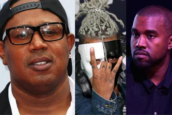"""Master P Calls Out """"Top Industry People"""" In Wake Of XXXTentation's Death"""
