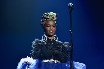"Lauryn Hill To Be Featured On Teyana Taylor's ""KTSE"" Project"