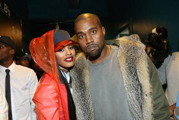 Kanye West Completed Teyana Taylor's Album On Flight To Listening Party