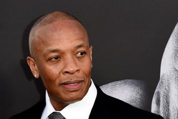 """Marvin Gaye's Son Says Dr. Dre Doesn't Have Biopic Rights, Was """"Prematurely Announced"""""""