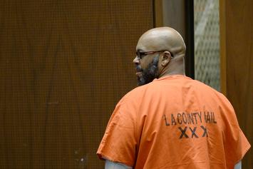 Suge Knight To Pay Mother's Funeral Costs Despite Not Being Able To Attend: Report