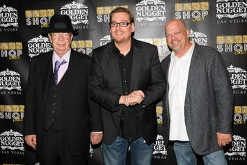 """Richard """"Old Man"""" Harrison From """"Pawn Stars"""" Passes Away: Report"""