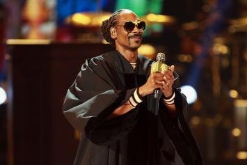 """Snoop Dogg Celebrates """"Doggystyle"""" 25th Anniversary During 2018 BET Awards"""