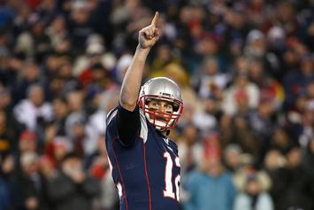 Tom Brady Voted #1 On NFL's Top-100 List For Second Straight Year
