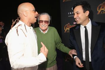 Stan Lee's Former Business Manager Charged With Filing Bogus Police Report