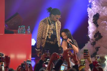 Cardi B & Offset Host The Most Lit Baby Shower You Can Imagine