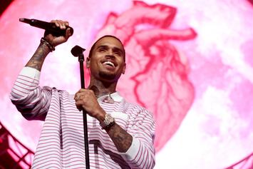 Chris Brown Thanks God For Gifting Him With Daughter Royalty