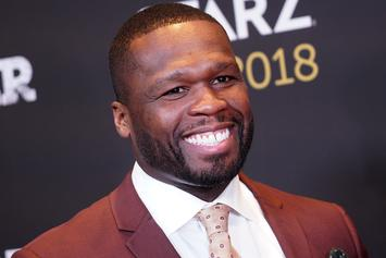 """50 Cent Seriously Sold His """"Get The Strap"""" Slogan For $1 Million"""