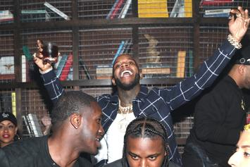 """Tory Lanez Literally Stood On Top Of The Crowd During """"Litty"""" Performance"""