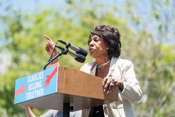 "Maxine Waters Reponds To Death Threats: ""You Better Shoot Straight"""