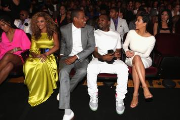 Kanye West, Jay-Z & Beyoncé Make Top 10 On Rolling Stone's Greatest Songs List
