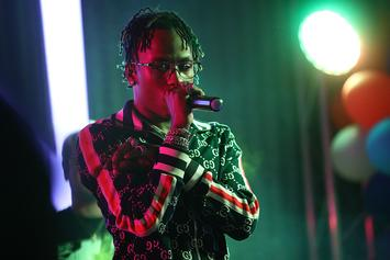 Rich The Kid Sending Mixed Signals About Girlfriend's Involvement In Home Invasion