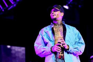 Chris Brown Arrested For Warrant In Florida: Report