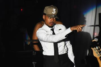 "Chance The Rapper DMs Fan Who Criticized His Engagement: ""Get Off My D*ck"""
