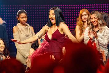 """Cardi B's """"Be Careful"""" Welcomed At #1 On The Rhythmic Songs Chart"""