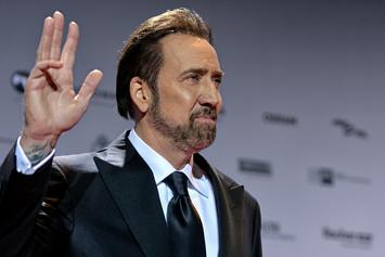 "Nicolas Cage Cast As Spider-Man Noir In ""Spider-Man: Into The Spider-Verse"""