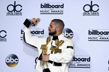 """Drake's """"Scorpion"""" Is The First Album To Hit A Billion Streams In A Week: Report"""