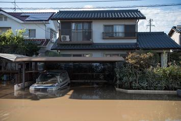 Torrential Rains Claim Nearly 100 Lives In Japan