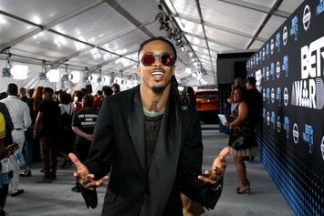 "August Alsina Reveals Percocet Addiction On Jada Pinkett Smith's ""Red Table Talk"""