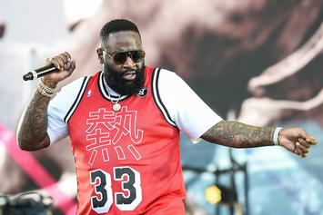 """Rick Ross Reflects On The Impact Of His Viral """"Pear"""" Moment With Tim Westwood"""