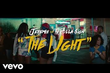 "Ty Dolla $ign & Jeremih Host A Lively Dance Party In ""The Light"""