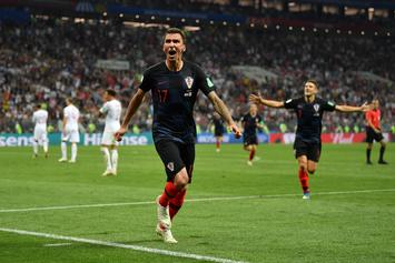 World Cup: Croatia Defeats England In Overtime Thriller