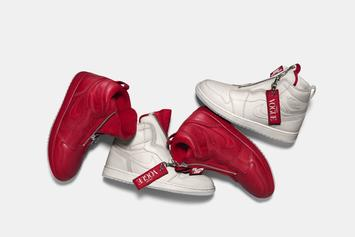 Nike x Vogue Reveal AWOK Air Jordans, Inspired By Anna Wintour