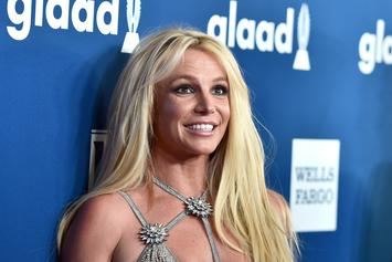 """Britney Spears Performs Choreography To Her Migos """"Walk It Talk It"""" Remix"""