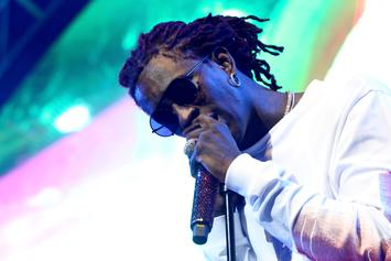 Young Thug Is In The Studio Engineering: New Release Approaching?