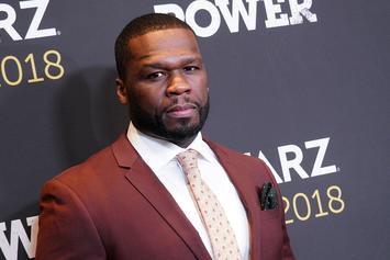 50 Cent Shades France After FIFA CUP Win With Self-Promotion In Broken French