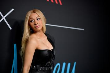 Cardi B Is Keeping Kulture's Baby Pictures Away From The Public: Report