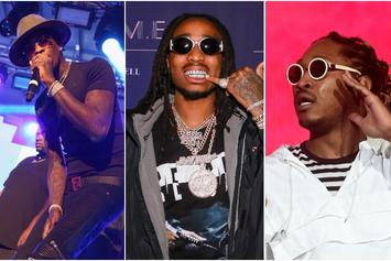 """Top Tracks: Future, Young Thug & Quavo's """"Upscale"""" Tops the Chart"""