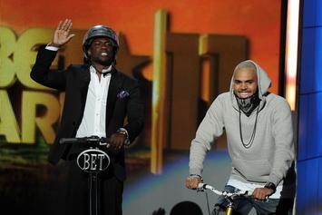 """Kevin Hart Praises Chris Brown For His Live Performance On """"HBOAFM"""" Tour"""