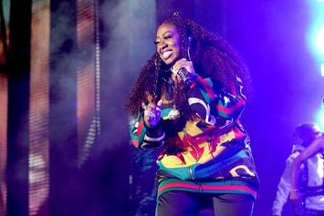 Missy Elliott Humbly Squashes Reports That She's Receiving VMA's Video Vanguard Award