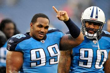 """Titans' Jurrell Casey To Protest During Anthem: """"I'm Going To Take My Fine"""""""